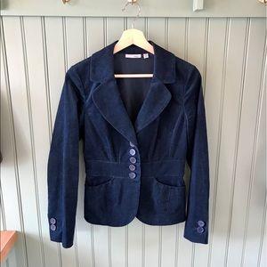 Fine Whale Corduroy Blazer Jacket